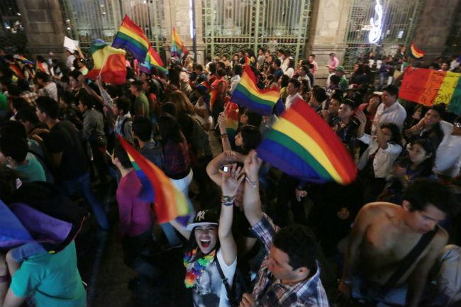 San Andrés Cholula Gay Se Muestra