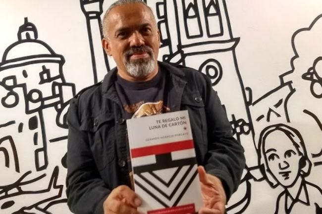#Podcast: Gerardo Porcayo y Jorge Sánchez nos presentan sus libros.